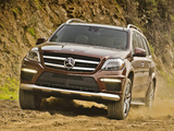 Mercedes-Benz GL 63 AMG US-spec (X166) 2012 images