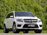 Mercedes-Benz GL 63 AMG (X166) 2012 images