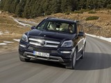Mercedes-Benz GL 500 BlueEfficiency (X166) 2012 images