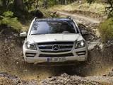 Mercedes-Benz GL 500 BlueEfficiency (X166) 2012 photos