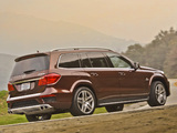 Mercedes-Benz GL 63 AMG US-spec (X166) 2012 photos
