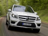 Mercedes-Benz GL 63 AMG (X166) 2012 photos