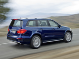 Mercedes-Benz GL 350 BlueTec AMG Sports Package (X166) 2012 pictures