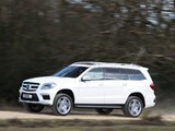 Mercedes-Benz GL 350 BlueTec AMG Sports Package UK-spec (X166) 2013 pictures
