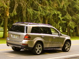 Photos of Mercedes-Benz GL 550 US-spec (X164) 2006–09