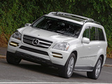 Photos of Mercedes-Benz GL 350 BlueTec US-spec (X164) 2009–12