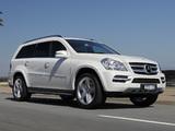Photos of Mercedes-Benz GL 450 CDI AU-spec (X164) 2011–12