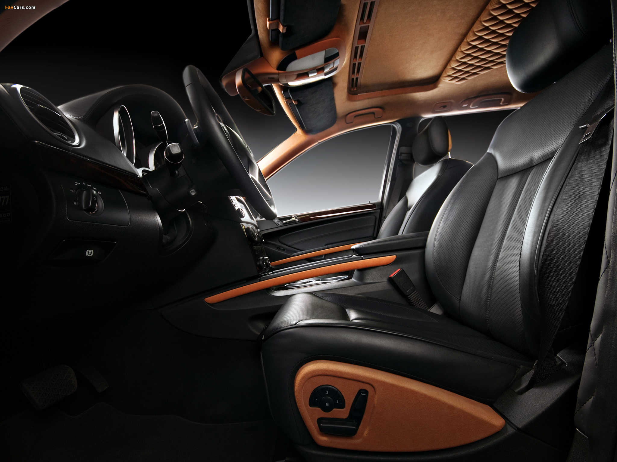 Photos of Vilner Studio Mercedes-Benz GL-Klasse (X164) 2012 (2048 x 1536)