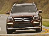 Photos of Mercedes-Benz GL 63 AMG US-spec (X166) 2012
