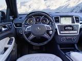 Photos of Mercedes-Benz GL 500 BlueEfficiency (X166) 2012