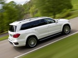 Photos of Mercedes-Benz GL 63 AMG (X166) 2012