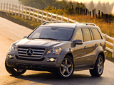 Pictures of Mercedes-Benz GL 550 US-spec (X164) 2006–09