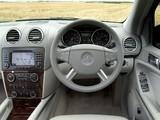 Pictures of Mercedes-Benz GL 500 UK-spec (X164) 2006–09