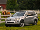 Pictures of Mercedes-Benz GL 320 US-spec (X164) 2008–09