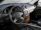Pictures of Mercedes-Benz GL 320 BlueTec (X164) 2008–09