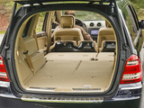 Pictures of Mercedes-Benz GL 450 US-spec (X164) 2009–12
