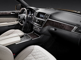 Pictures of Mercedes-Benz GL 350 BlueTec AMG Sports Package (X166) 2012