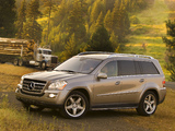 Mercedes-Benz GL 550 US-spec (X164) 2006–09 wallpapers