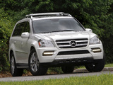 Mercedes-Benz GL 350 BlueTec US-spec (X164) 2009–12 wallpapers