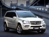 Mercedes-Benz GL 450 CDI AU-spec (X164) 2011–12 wallpapers
