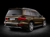 Mercedes-Benz GL 350 BlueTec AMG Sports Package (X166) 2012 wallpapers