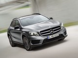 Mercedes-Benz GLA 250 4MATIC AMG Sport Package (X156) 2014 images