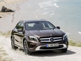 Mercedes-Benz GLA 220 CDI 4MATIC (X156) 2014 photos