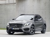 Mercedes-Benz GLA 250 4MATIC AMG Sport Package (X156) 2014 pictures