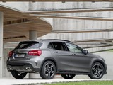 Mercedes-Benz GLA 250 4MATIC AMG Sport Package (X156) 2014 wallpapers
