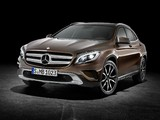 Mercedes-Benz GLA 220 CDI 4MATIC (X156) 2014 wallpapers