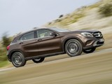 Photos of Mercedes-Benz GLA 220 CDI 4MATIC (X156) 2014