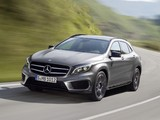 Photos of Mercedes-Benz GLA 250 4MATIC AMG Sport Package (X156) 2014