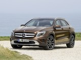 Pictures of Mercedes-Benz GLA 220 CDI 4MATIC (X156) 2014