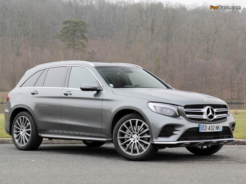 Mercedes-Benz GLC 250 4MATIC AMG Line (X253) 2015 photos (800 x 600)