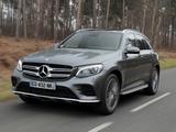 Mercedes-Benz GLC 250 4MATIC AMG Line (X253) 2015 photos