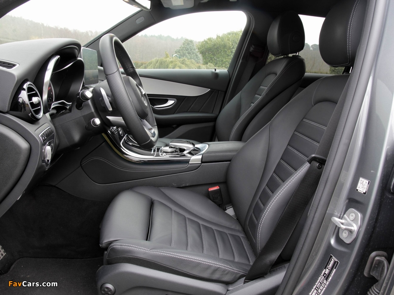 Mercedes-Benz GLC 250 4MATIC AMG Line (X253) 2015 pictures (800 x 600)