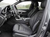 Mercedes-Benz GLC 250 4MATIC AMG Line (X253) 2015 pictures