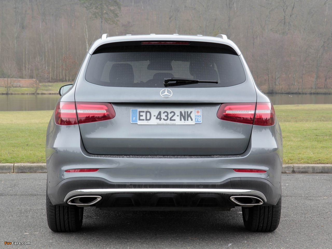 Mercedes-Benz GLC 250 4MATIC AMG Line (X253) 2015 pictures (1280 x 960)