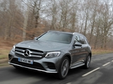 Mercedes-Benz GLC 250 4MATIC AMG Line (X253) 2015 wallpapers
