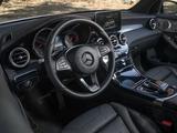 Mercedes-AMG GLC 43 4MATIC North America (X253) 2016 photos