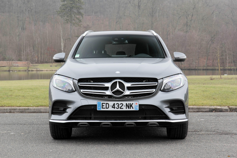 Photos of Mercedes-Benz GLC 250 4MATIC AMG Line (X253) 2015 (3000 x 2000)