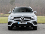 Photos of Mercedes-Benz GLC 250 4MATIC AMG Line (X253) 2015