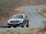 Pictures of Mercedes-Benz GLC 250 4MATIC AMG Line (X253) 2015