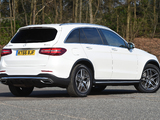 Pictures of Mercedes-Benz GLC 350 d 4MATIC AMG Line UK-spec (X253) 2016