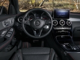 Mercedes-AMG GLC 43 4MATIC North America (X253) 2016 wallpapers