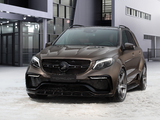 Images of TopCar Mercedes-Benz GLE-Klasse Inferno (W166) 2016