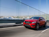 Mercedes-Benz GLE 450 AMG 4MATIC Coupé US-spec 2015 images