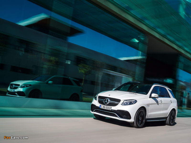 Mercedes-AMG GLE 63 S 4MATIC (W166) 2015 images (800 x 600)
