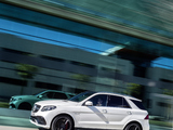Mercedes-AMG GLE 63 S 4MATIC (W166) 2015 images
