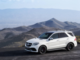 Mercedes-AMG GLE 63 S 4MATIC (W166) 2015 photos